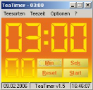 Teatimer Screenshot